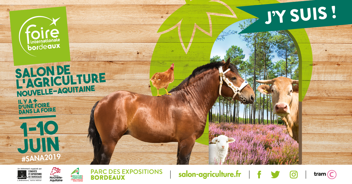 Salon Agri Bdx 2019